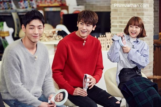 Phim cô gái mạnh mẽ VTV3 Hàn Quốc