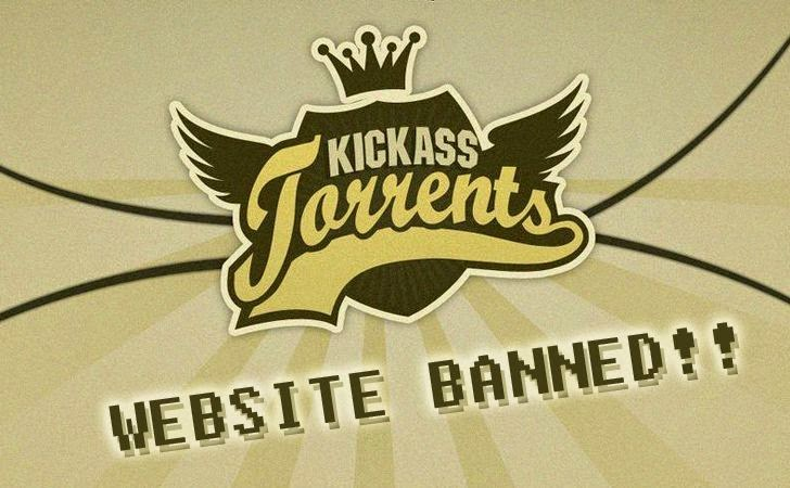 KickAss Torrent Download Website Seized
