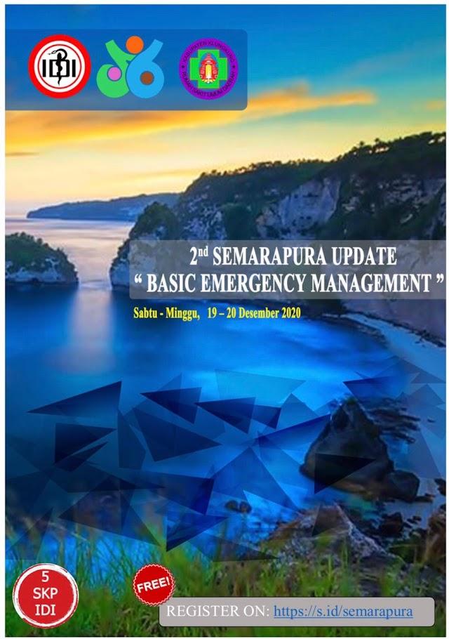 2nd Semarapura Update Free 5 SKP IDI