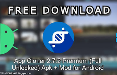 Download App Clone Pro latest 2.7.2 Android APK - Techzone
