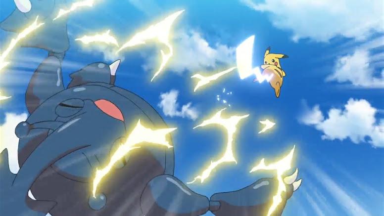 Pikachu vs Heracross