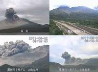 sismo activa volcán