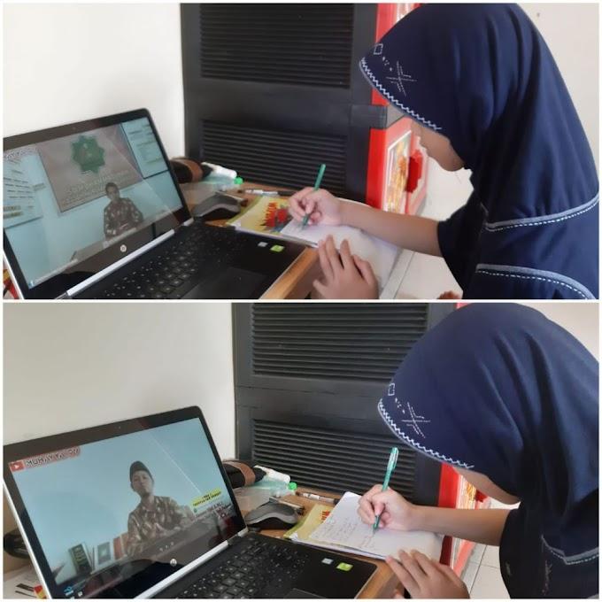 SD Muhammadiyah Hajjah Nuriyah adakan Pesantren Ramadan Daring