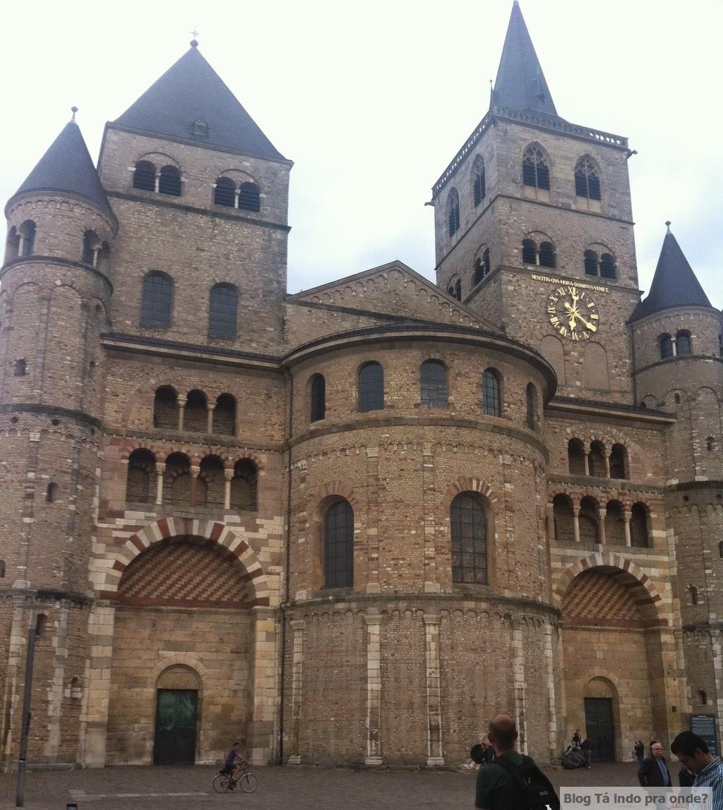 Catedral de São Pedro em Trier, Alemanha