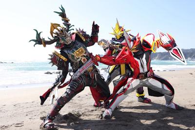Kamen Rider Saber Hyper Battle DVD