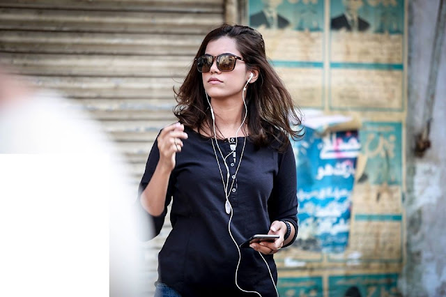 Sara Haider is a Pakistani singer-songwriter and actress from Karachi. Read Sara Haider biography on Musicians of Pakistan.