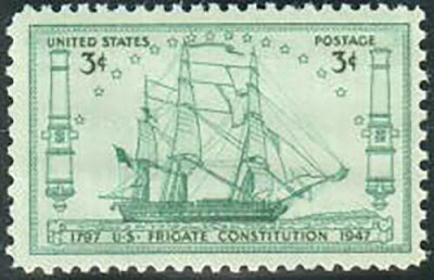 USS Frigate Constitution