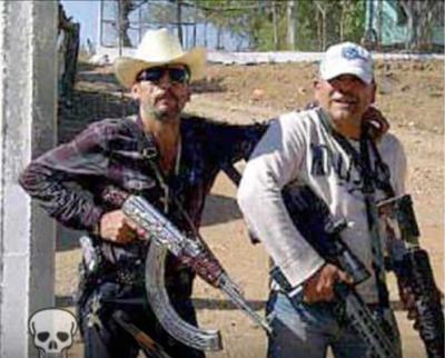 Confirman la captura en Durango del 'Kike', hijo del 'M1 ...  Confirman la ca...