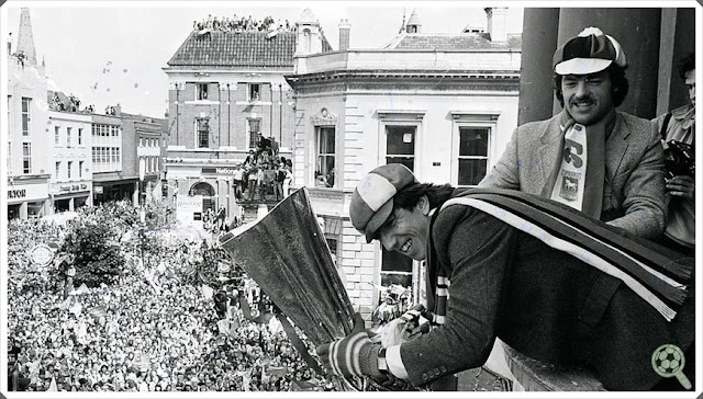 Ipswich Town 1980-81 title