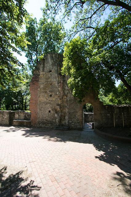 Convento dei domenicani e dei francescani-Isola Margherita-Budapest