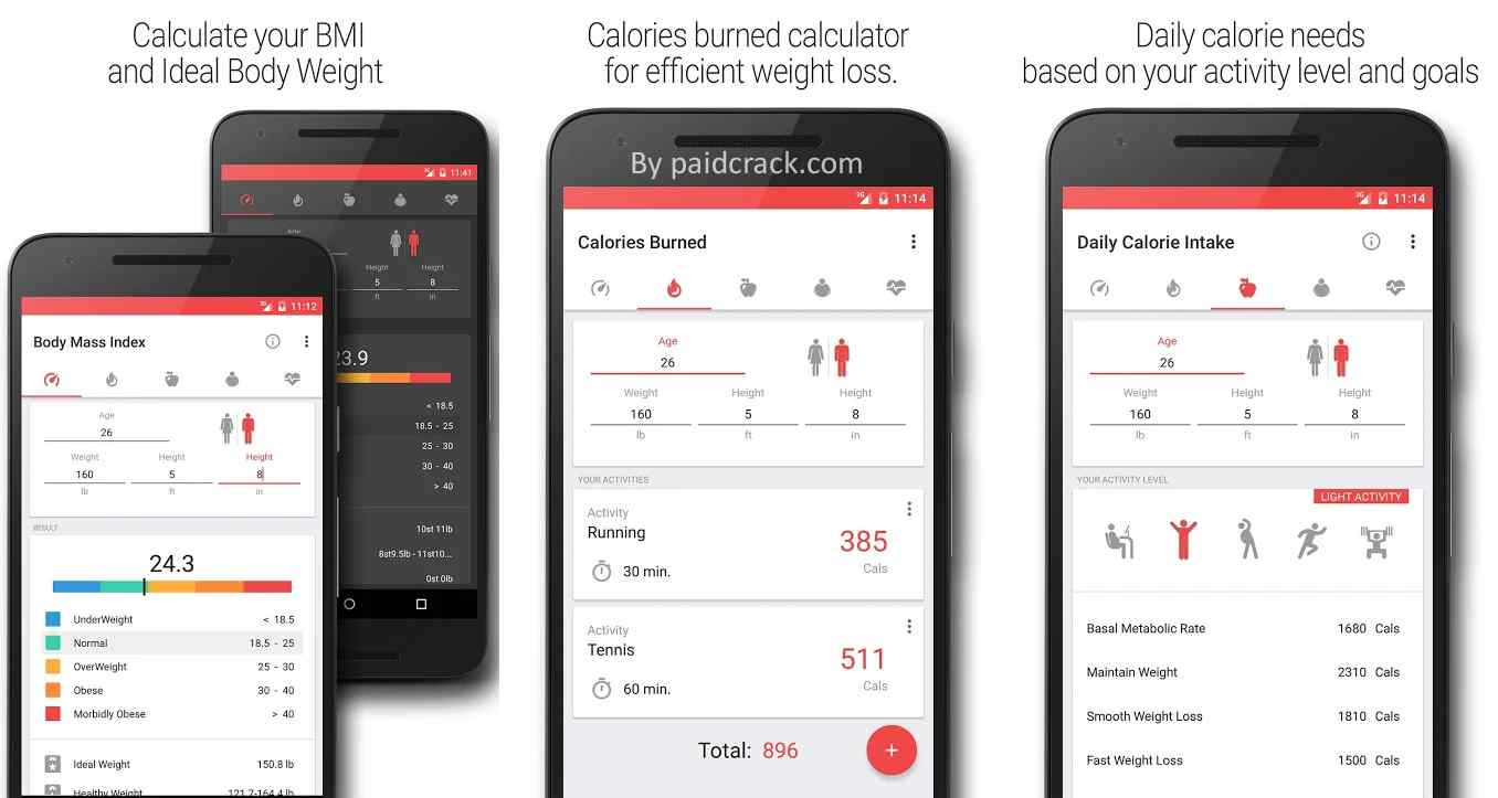 BMI Calculator Premium Apk