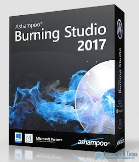 Giveaway : Ashampoo Burning Studio 2017 gratuit !