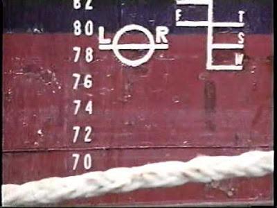 Pengertian TRIM kapal, Trim by head, Trim by astern, eveen keep, Mean draft, mid draft, dan rumus untuk menghitung Trim kapal.