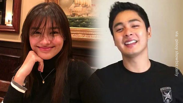 Liza Soberano reacts to rumored plans of being paired with Coco Martin