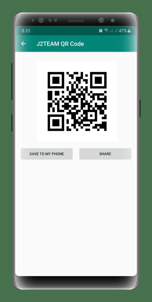 j2team-qr-code-scanner