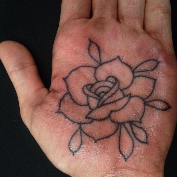 Palm Tattoos