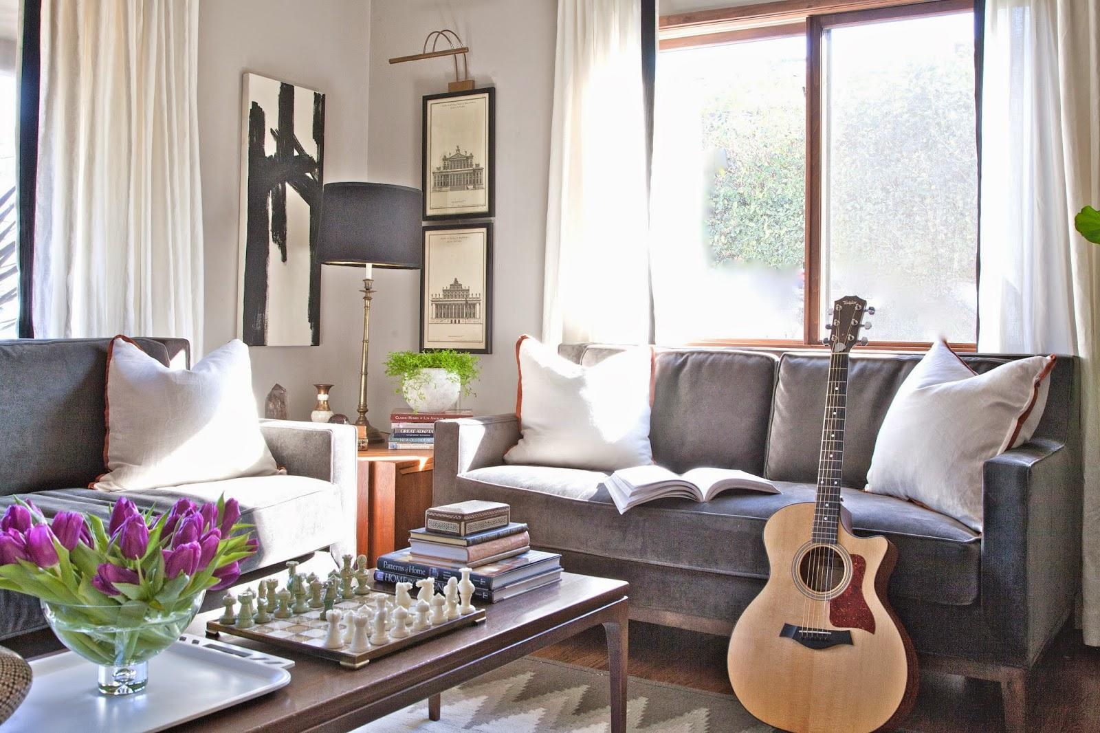 Rosa Beltran Design My Home Tour Part 4 The Living Room