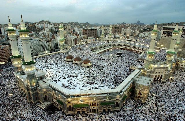 Suasana Pelaksanaan Ibadah Haji
