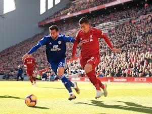 Prediksi Skor Cardiff vs Liverpool 21 April 2019