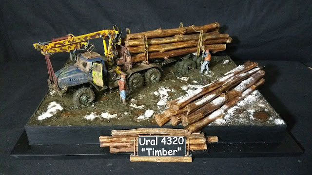 Ural 4320 Timber. - Page 2 20170913_191310