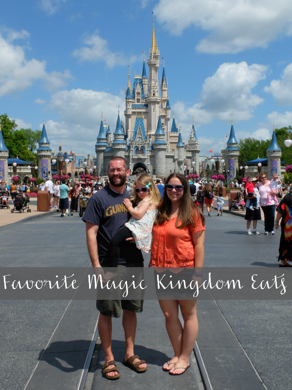 Walt Disney World dining, Magic Kingdom, Favorite Food at Magic Kingdom