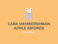 Cara Mudah Membersihkan Apple Airpods