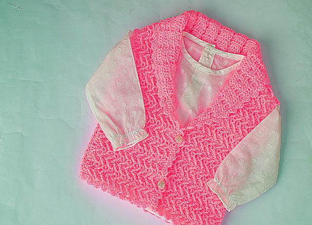 6 - Crochet Chaleco lindo a crochet y ganchillo por Majovel Crochet