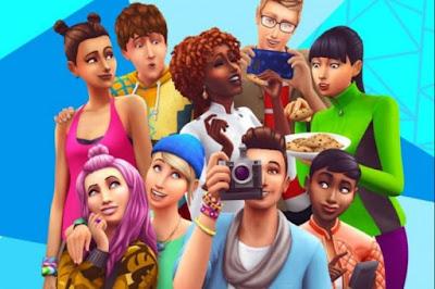 Game simulator kehidupan