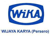 Lowongan Kerja BUMN PT Wijaya Karya (Persero) 2018