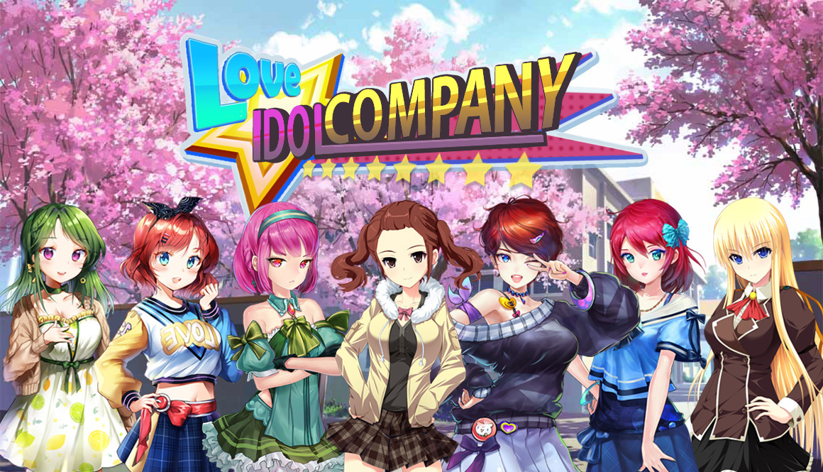 Girl Group Inc Love Idol Company ~ Free In-App Purchases | Sbenny's