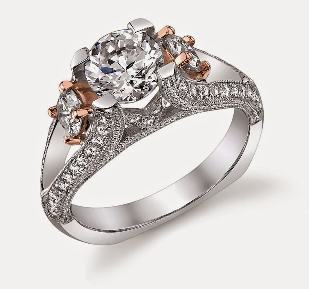 Most Expensive Luxury Diamond Wedding Rings for Her Design
