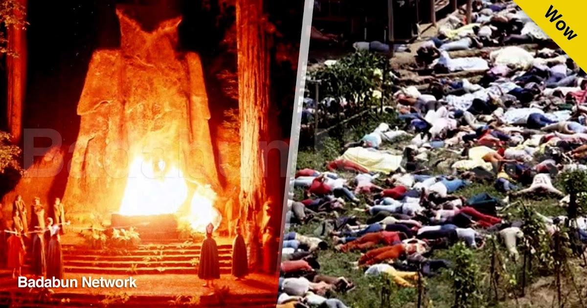 sectas religion loco locas horribles peligrosas violentas