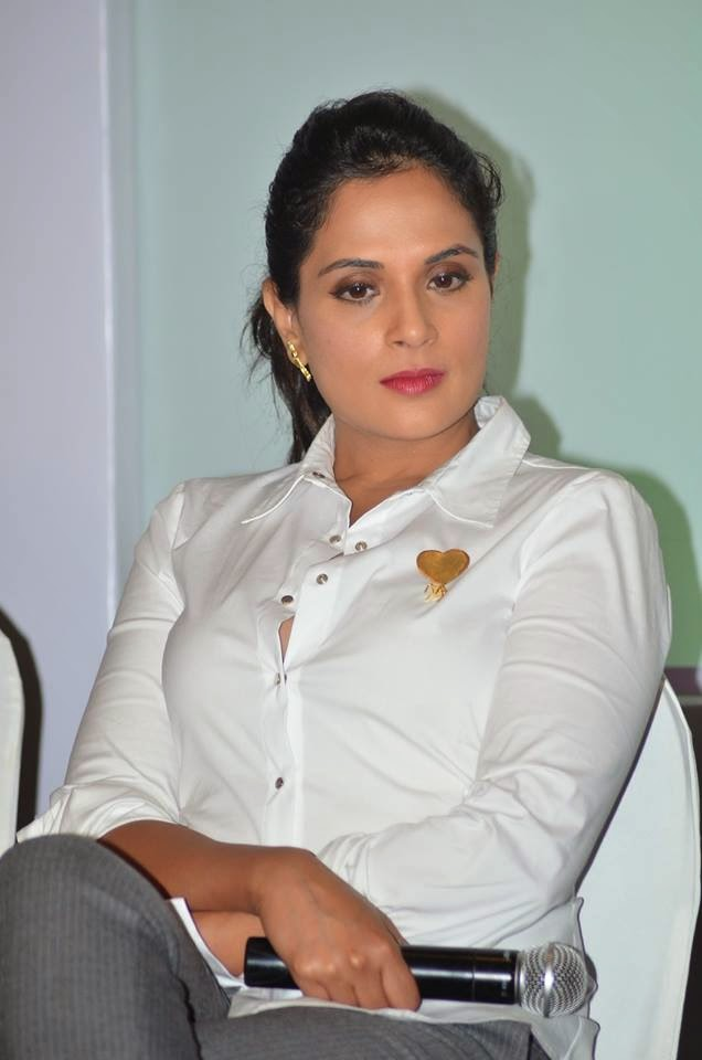 Dia Mirza and Richa Chadda at Advertising Council of India