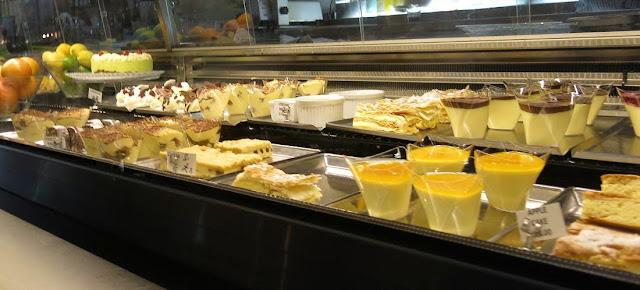 italian chef interior