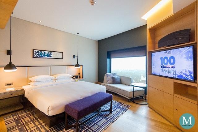 Deluxe Plus Room at Hilton Kuala Lumpur