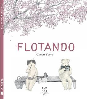 """reseña flotando lata de sal cheon yooju lo que leo"""