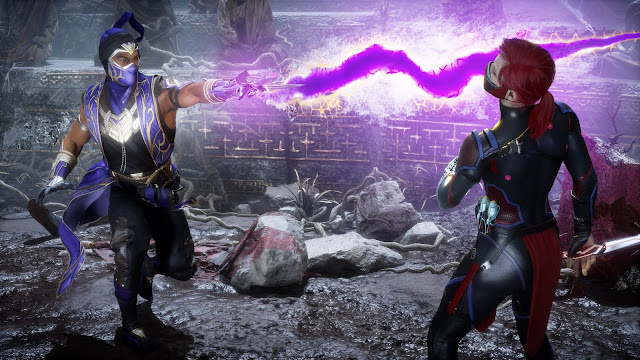 Análisis de Mortal Kombat 11 Ultimate - Rain
