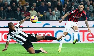 مشاهدة مباراة ميلان واودينيزي بث مباشر اليوم 25-08-2019 في الدوري الايطالي kora-star