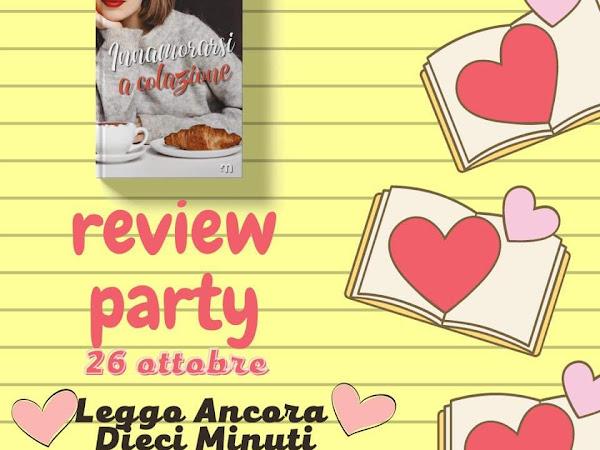 Review party - Innamorarsi a colazione di Milena Zucchetti