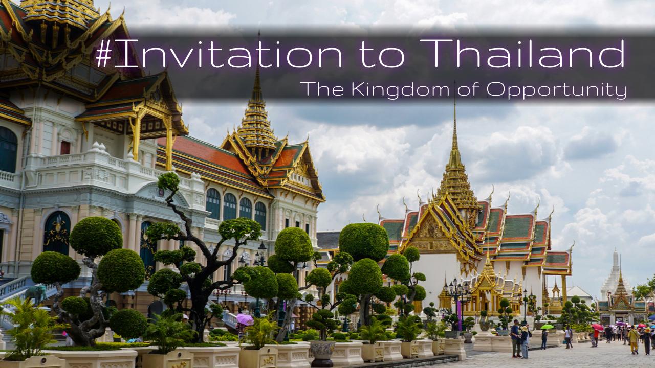 """Бизнес-завтрак WBA """"Таиланд: Королевство возможностей"""""""