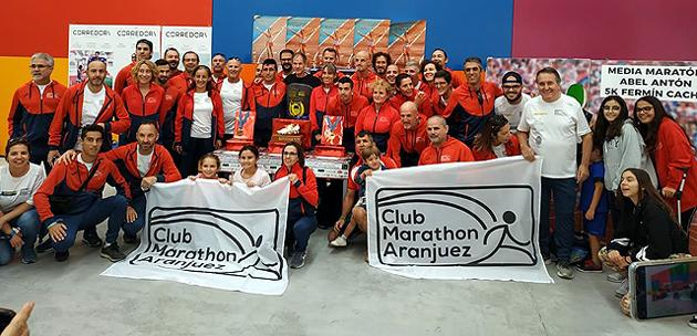 Atletismo Marathón Aranjuez Soria