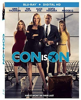The Con Is On Blu Ray