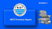 NIOT Project Scientists Previous Papers