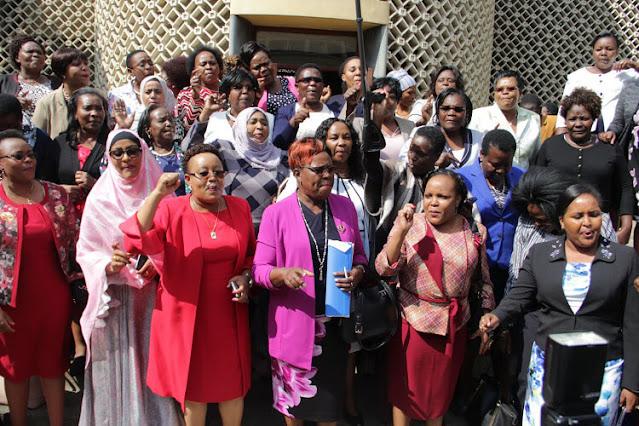 Women legislators in Kenya