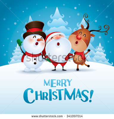 Happy Christmas for all of you guys!