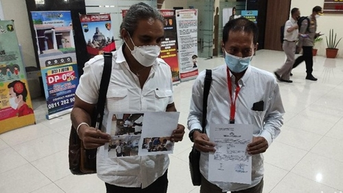Perwira Polisi di Jateng Dilaporkan Gelapkan Uang Barang Bukti Rp 922 Juta