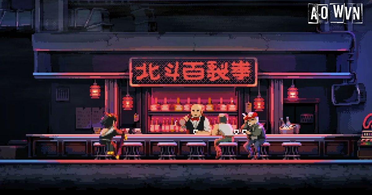 hsbt katana zero 1200x630 - [ NEW ] Game : Katana Zero | PC - Đừng để anh Hasagi
