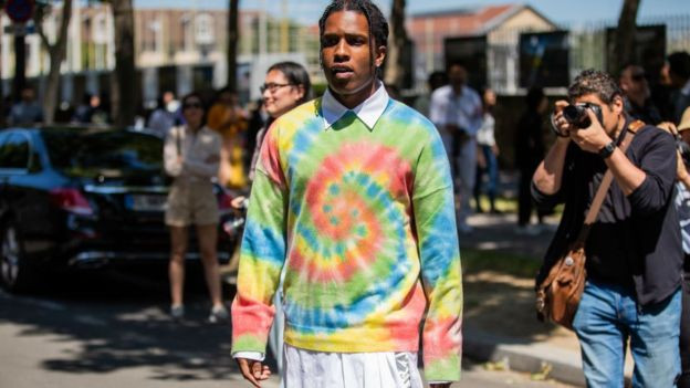 Woman arrested for having threatened the explosion of the Swedish Embassy in support of A $ AP Rocky for his arrest