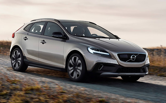 Volvo V40 2017 Cross-Country