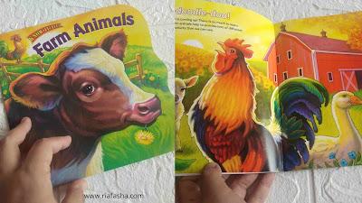 buku Know It All, Farm Animal